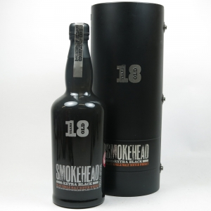 Smokehead 18 Year Old Extra Black Front