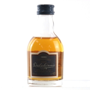 Dalwhinnie 1980 Distillers Edition Miniature 5cl / First Release