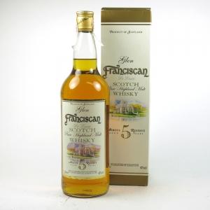 Glen Franciscan 5 Year Old Pure Highland Malt 1 Litre