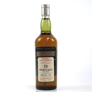 Mortlach 1972 Rare Malt 22 Year Old 75cl / 65.3%