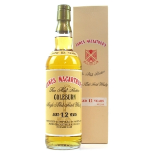 Coleburn 12 Year Old Macarthur's