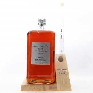 Nikka from the Barrel 3 Litre / 80th Anniversary Gift Set