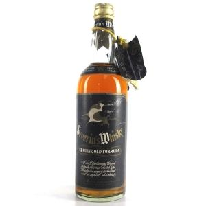 Severin's Whisky Genuine Old Formula 1960s