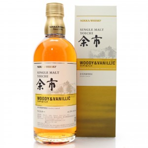 Yoichi Woody and Vanillic 50cl / Distillery Exclusive
