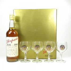 Glenfarclas 150th Anniversary Glass Pack