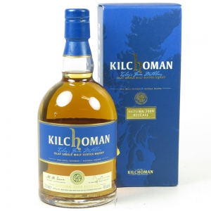 Kilchoman 2009 Autumn Release