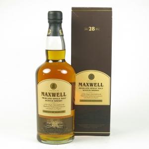 Maxwell 1982 28 Year Old
