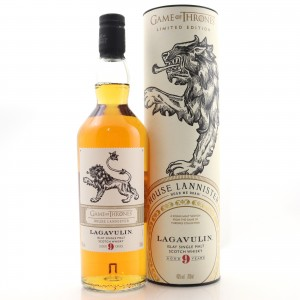 Lagavulin 9 Year Old Game of Thrones / House Lannister