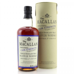 Macallan 1980 Exceptional Cask #17937 50cl