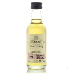 Tullibardine 1993 Single Bourbon Cask Miniature 5cl