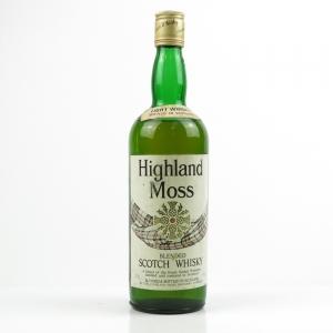 Highland Moss Blended Scotch Whisky 1980s