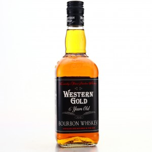 Western Gold 6 Year Old Bourbon