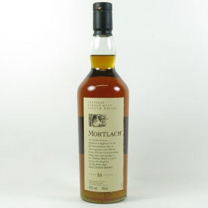 Mortlach 16 Year Old Flora and Fauna front