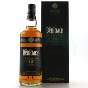 Benriach Latada 18 Year Old Peated / Madeira Finish