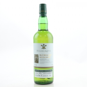 Laphroaig 2002 Highgrove 12 Year Old Single Cask #6074