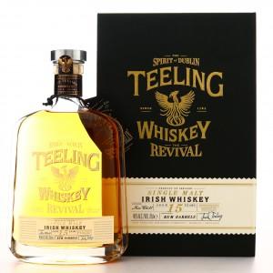 Teeling 15 Year Old The Revival Volume 1 / Rum Barrels