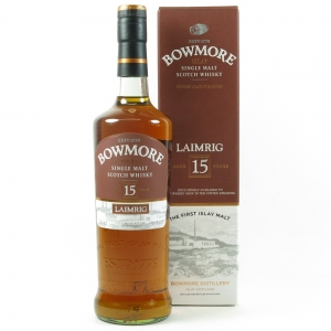 Bowmore Laimrig 15 Year Old front