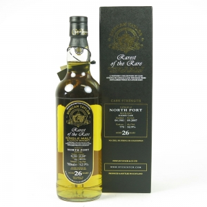 North Port / Brechin 1981 Duncan Taylor 26 Year Old