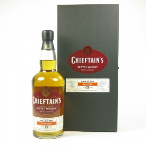 Dallas Dhu 1979 Chieftain's 25 Year Old Front