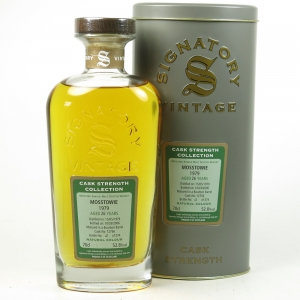 Mosstowie 1979 Signatory Vintage 26 Year Old