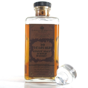 J&B 20 Year Old 1970s
