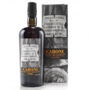 Caroni 1996 Full Proof 20 Year Old Heavy Rum