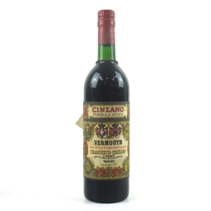 Cinzano Francesco Vermouth Circa 1980s