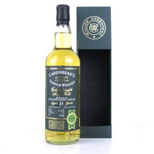 Glenrothes 1999 Cadenhead's 15 Year Old