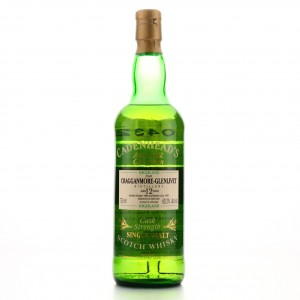 Cragganmore 1982 Cadenhead's 12 Year Old 75cl / US Import