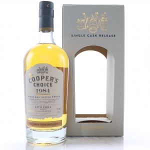 Littlemill 1984 Cooper's Choice