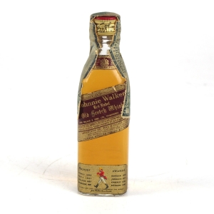 Johnnie Walker Red Label 1970s 5cl
