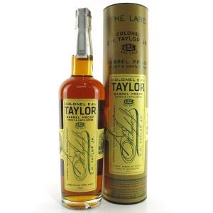 Colonel E.H Taylor Barrel Proof / 2018 Release