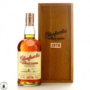 Glenfarclas 1976 Family Cask #3111 / Release I