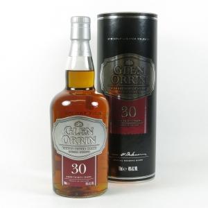 Glen Orrin 30 Year Old Blended Whisky front
