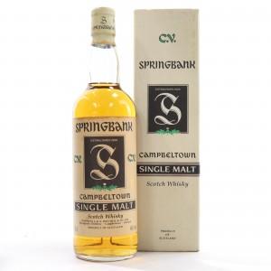 Springbank CV Green Thistle