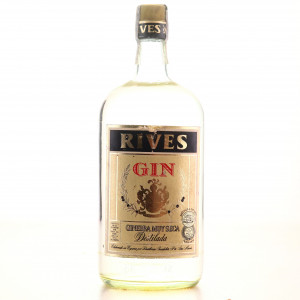 Rives Gin 1 Litre
