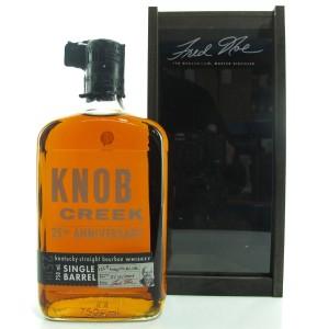 Knob Creek 2004 Single Barrel 122.8 Proof / 25th Anniversary