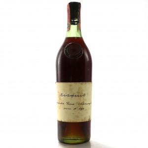 Bisquit Hors d'Age Grande Fine Champagne Cognac 1960s