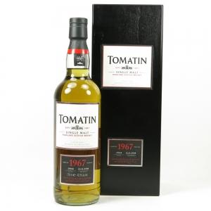 Tomatin 1967 Single Cask #17904