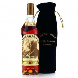 Pappy Van Winkle 23 Year Old Family Reserve 2005 / Gold Wax Third Release
