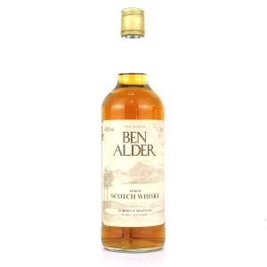 Ben Alder Gordon and MacPhail Finest Scotch 1980s