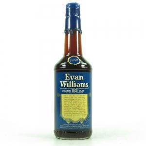 Evan Williams 1968 23 Year Old / Blue Wax