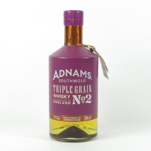 Adnams Triple Grain Whisky No.2 front