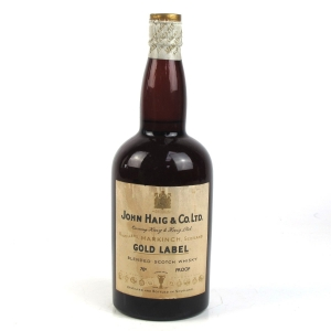 Haig's Gold Label Circa 1940/1950s