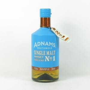 Adnams Single Malt No.1 front