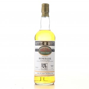 Rosebank 1974 Whyte and Whyte 18 Year Old 75cl / Spirits Library
