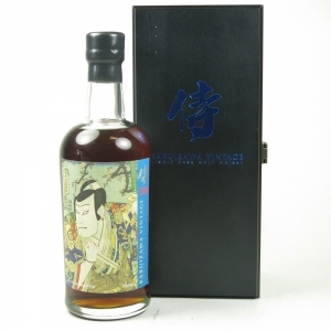 Karuizawa 1984 30 Year Old Cask Single Cask #3139 / Samurai Front