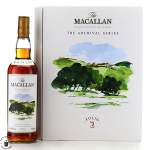 Macallan Archival Series Folio 2
