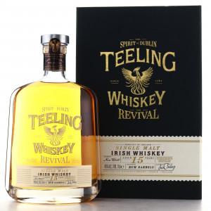 Teeling Whiskey 15 Year Old The Revival Volume 1 / Rum Barrels