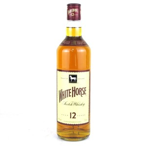 White Horse 12 Year Old Scotch Whisky